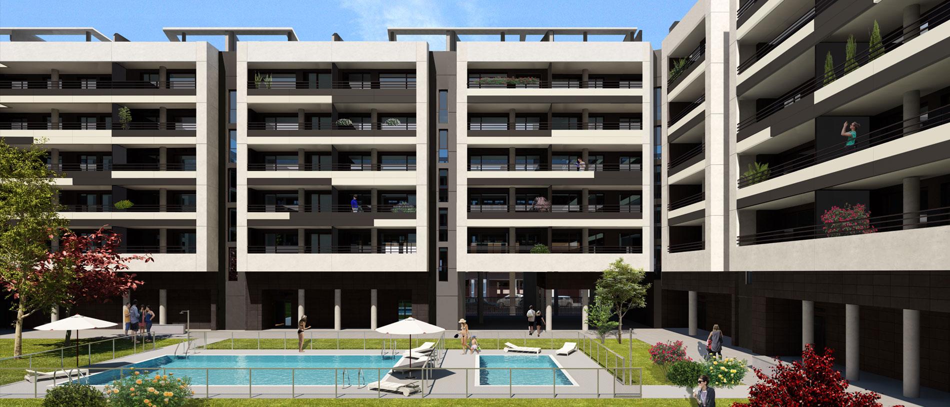 Residencial Via Verde slider 1