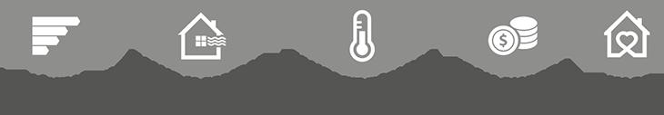 Confort térmico y acústico, gran ahorro energético, valor seguro, salud y calidad del aire, máxima certificación